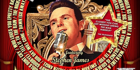 The Frankie Valli Story by Stephen James tickets