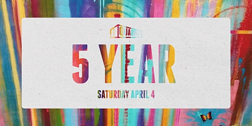 Quartyard 5 Year Birthday Block Party