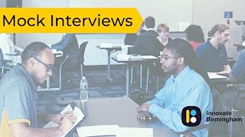 Innovate Birmingham: Mock Interviews