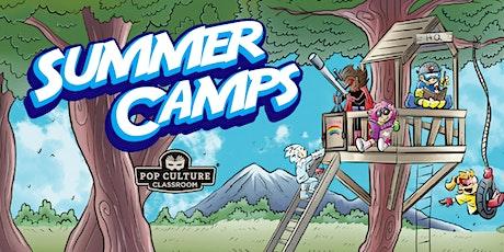Comic Book Camp tickets