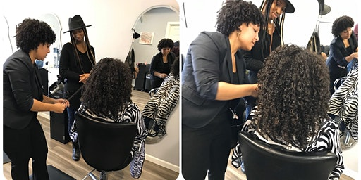 2-Day Custom Curly Cutting Class