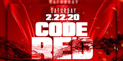 Code Red  @ Cafe Sisha  Saturday Feb. 22,2020