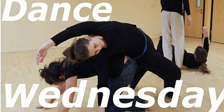 Dance Wednesday (class for contact improvisation) tickets