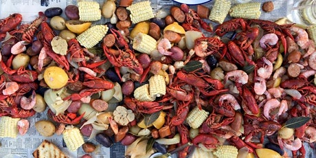 Crawfish and Seafood Boil tickets