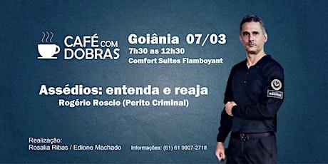 Café com Dobras Goiânia ingressos