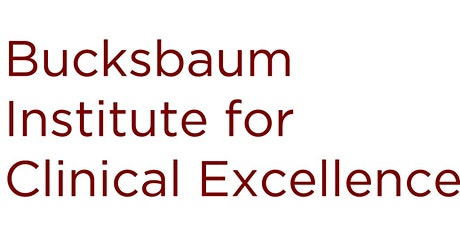 2020 Bucksbaum Institute Ninth Annual Symposium tickets