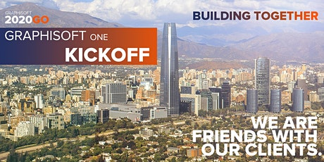 KICK OFF 2020 : LANZAMIENTO GRAPHISOFT ONE tickets