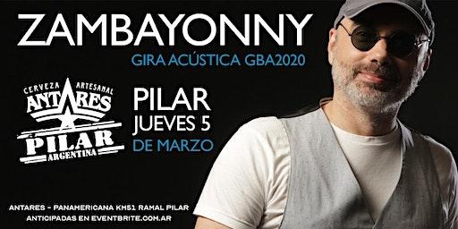 Zambayonny en Pilar