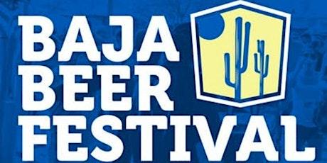 Baja Beer Festival 2020 tickets