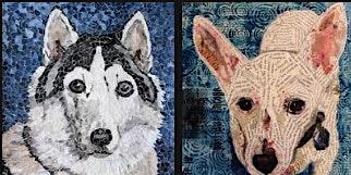 Pet Paper Painting