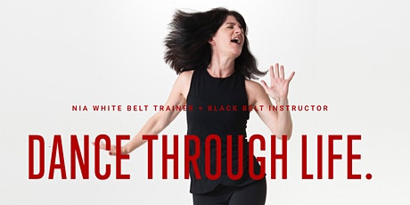 Nia White Belt Training with Jill Factor| $1599 tickets