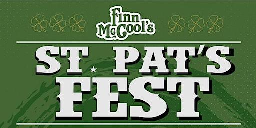 Finn's St. Pat's Fest 2020