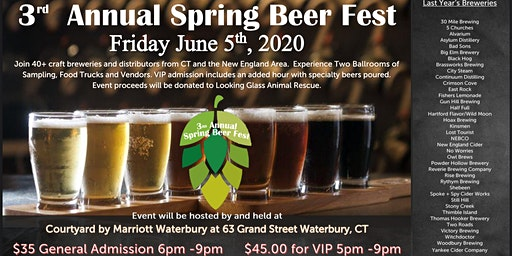 3rd Annual Spring Beer Fest