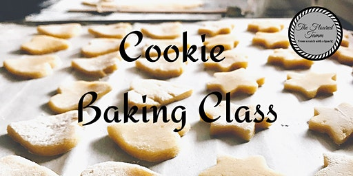 Sugar Cookie Baking Class
