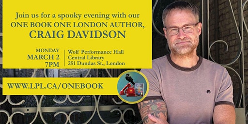 An Evening with Craig Davidson
