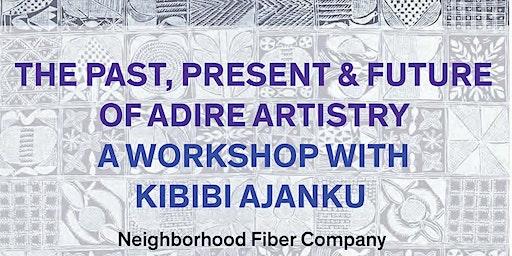 Adire: West African Indigo Dye Techniques
