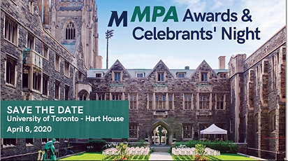 MMPA AWARDS & CELEBRANTS' NIGHT 2020 tickets