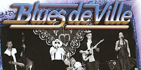 A Friday Evening with Blues DeVille  - Swing, Blues & New Orleans Tunes tickets