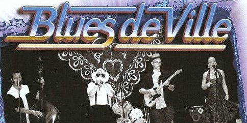 A Friday Evening with Blues DeVille  - Swing, Blues & New Orleans Tunes