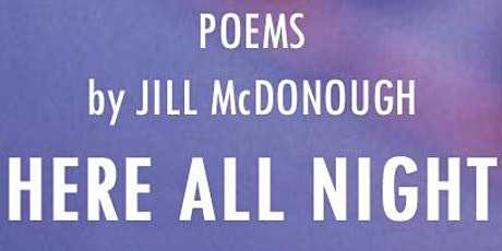 Book Talk, Here All Night: Poetry & Cocktails tickets