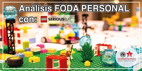 Lego Serious Play FODA PERSONAL tickets