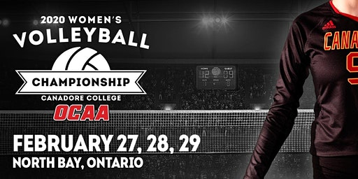 OCAA Women's Volleyball Championships