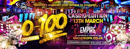 0-100 COVENTRY