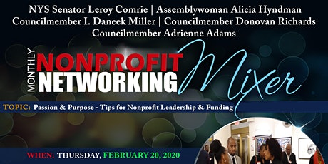 Nonprofit Networking Mixer tickets