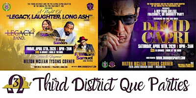 Omega Psi Phi Third District Que Parties