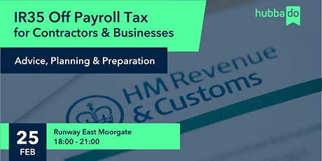 IR35 Preparation for Businesses & Consultants tickets