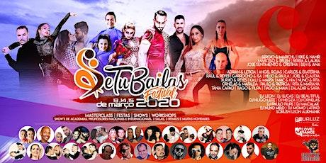 Setubailas Festival 2020- Pack Refeição / Paquete de comida / Meal Pack bilhetes
