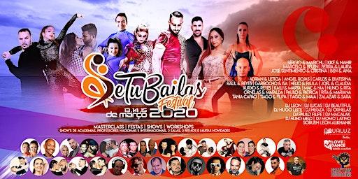 Setubailas Festival 2020- Pack Refeição / Paquete de comida / Meal Pack