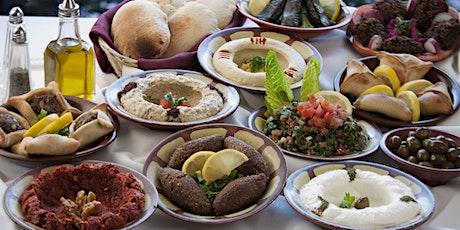 Experiência gastronômica: Jantar sírio na casa de uma familia de refugiados ingressos