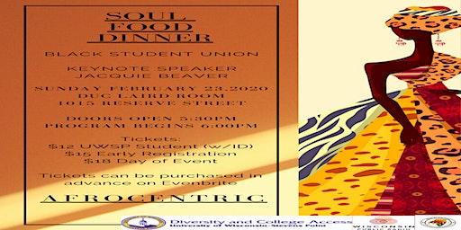 UWSP Black Student Union Soul Food Dinner