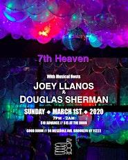 7th Heaven with Joey Llanos & Douglas Sherman tickets