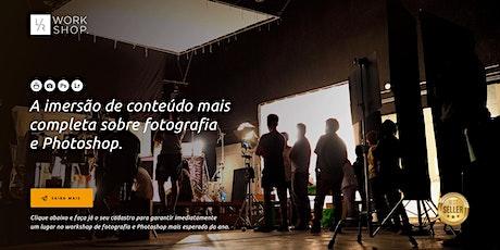 """WS Photoshop Profissional """"Primeira Classe"""" em Florianópolis ingressos"""