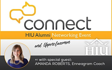 Connect: An HIU Alumni (and upperclassmen) Networking Event tickets