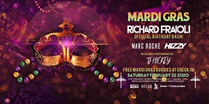 Mardi Gras | Royale Saturdays | 2.22.20 | 10:00 PM |...