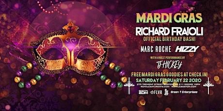 Mardi Gras | Royale Saturdays | 2.22.20 | 10:00 PM | 21+ tickets