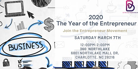 2020: The Year of the Entrepreneur tickets