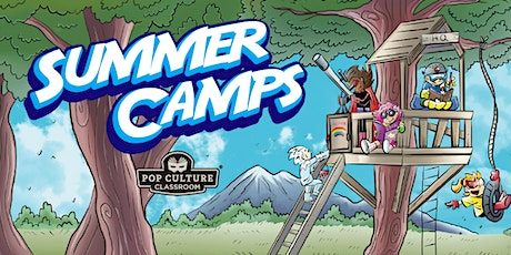 Role Playing Game Camp tickets