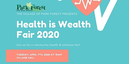 Health is Wealth Fair 2020