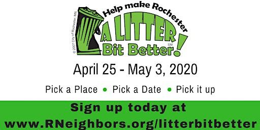 Litter Bit Better 2020 SE