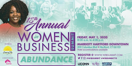 15th Annual Women in Business Summit tickets