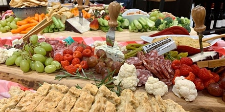 One Year Celebration! - Charcuterie & Wine Pairing Gathering! tickets