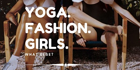YOGA- FASHION -GIRLS entradas