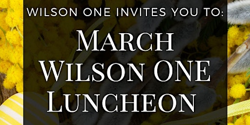Wilson ONE March 5 2020 Meeting