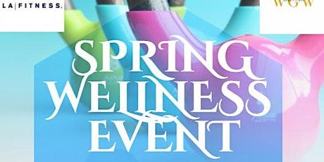 Spring Wellness Event tickets