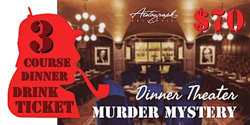 Sherlock Holmes Murder Mystery Dinner
