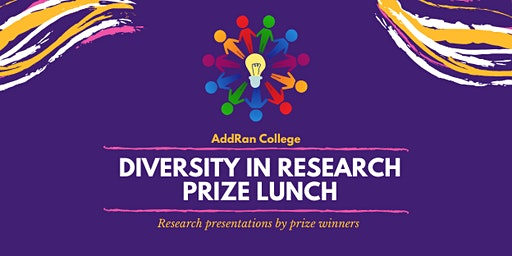 Diversity in Research Prize Lunch